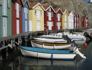 Bootshäuser - Schweden