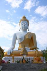 The big buddha statue, Chiangmai, Thailand