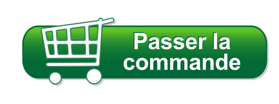"""Bouton Web """"PASSER LA COMMANDE"""" (acheter en ligne commander ok)"""