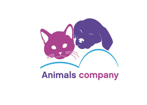 logo chat/chien