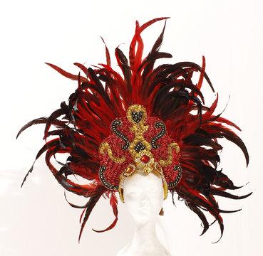 samba headdress