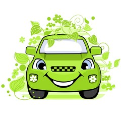 The harmless car