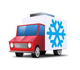 tiefkühlfracht kühlauto versand kühltransport