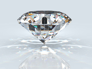 Diamond jewel