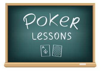poker lessons in school
