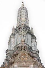 The old pagoda thai