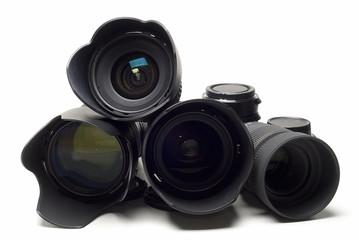 Objetivos para cámaras réflex.