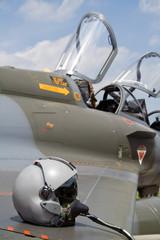Airforce helmet
