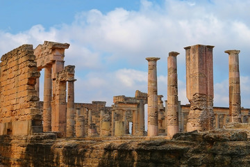 IL Gymnasium di Cirene - Libia