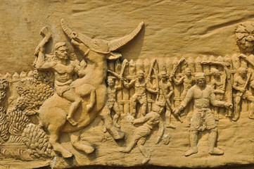 Khai bangrachan heroes memorial