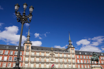 Plaza Mayor, spagna