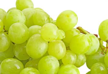 Grape close-up