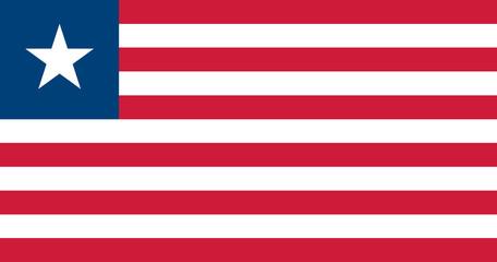 Libyen Fahne/Flagge - Lybien Liberia Flag