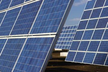 Solarpark Photovoltaik-Anlage
