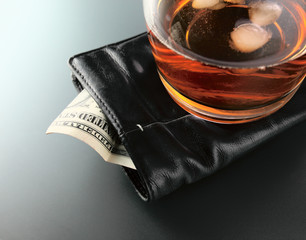 Whisky and money
