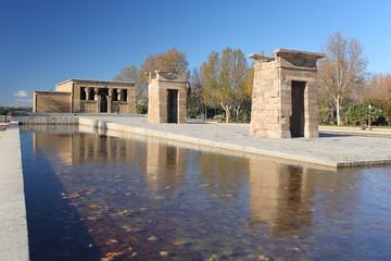 Temple of Debod, Madrid