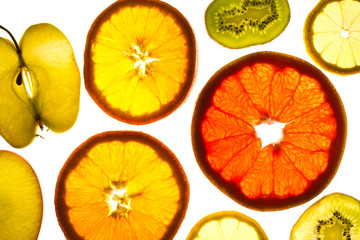 fruity mix