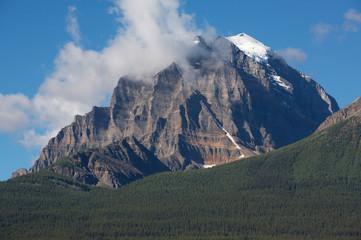 Mount Temple, Banff, Alberta, Canada