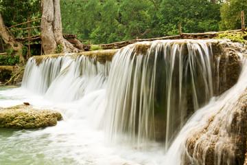 Jedsaownoi water fall