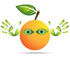 Eco orange