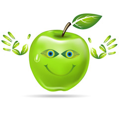 Eco apple