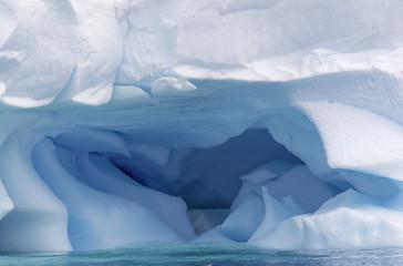 Blue iceberg 4