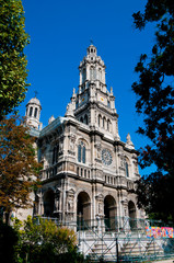 The Trinity Church (Église de la Sainte-Trinité) in Paris, Fra