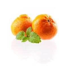 Mandarine & Zitronenmelisse