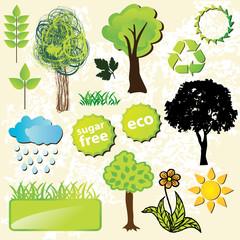 Nature vector design