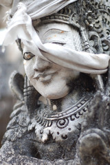 Religious Statue, Bali, Indonesia