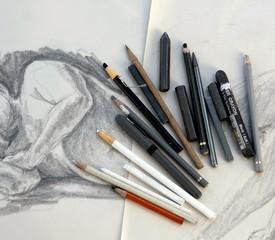Art, and Artist's materials