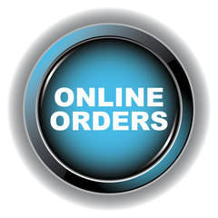 ONLINE ORDERS ICON