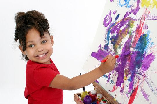Adorable Painter