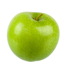 single green apple