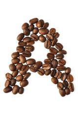A - cafe beans
