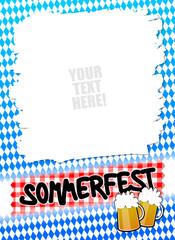 plakat sommerfest II