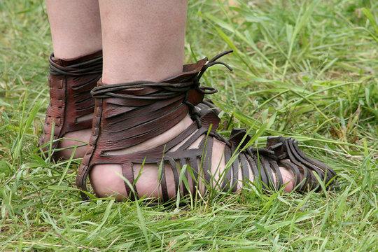 Schuhe Römersandale