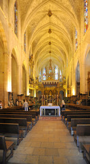 Église basilique du monastère franciscain