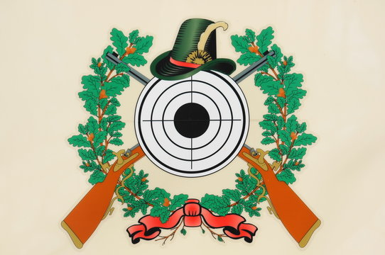 Zielscheibe, Schützenfest
