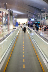 Hall du terminal