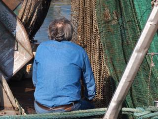 Il pescatore disoccupato