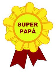 Medaglia Festa del Papà