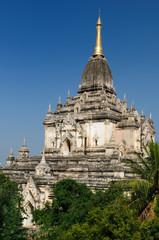 Myanmar (Burma), Bagan, Thatbyinny Pahto Temple