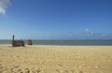 Brasil, Rio Grande do Norte, beach of Sao Miguel do Gostoso