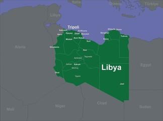 Libyen / Nordafrika
