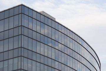 edificio a vetri