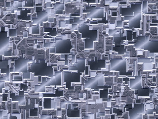 Abstract mesh texture for technology, industrial or web themes