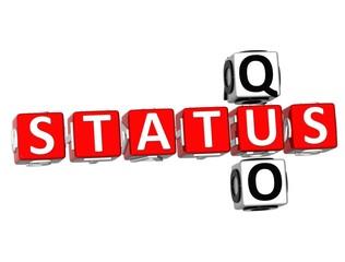 Status Quo Crossword