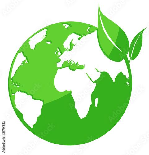 image logo ecologique