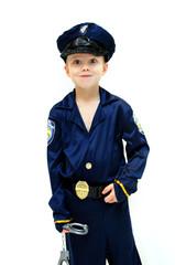 Bug-eyed Policeman